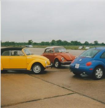 VW Käfer Treffen Vienna 1998