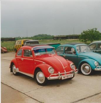 VW Käfertreffen Wien 1998