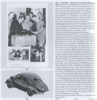 VW KdF Wagen Modell Auto