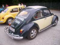 VW Käfertreffen und Vespatreffen in Wien 2009 Teil 1