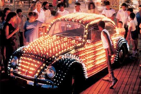 VW Käfer Lichtmobil