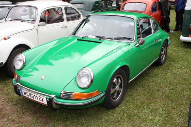 Porsche Museum feiert 911er Jubiläum