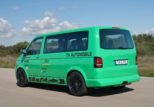 Walter Röhrl und der schnellste VW Bus