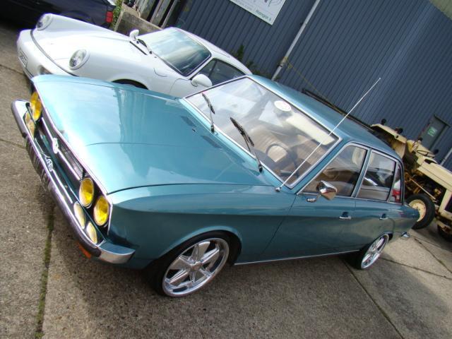 VW K70 mal anders – nicht original
