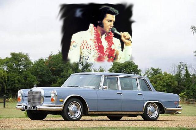Ein Deutscher kaufte den Mercedes Benz 600 von Elvis Presley