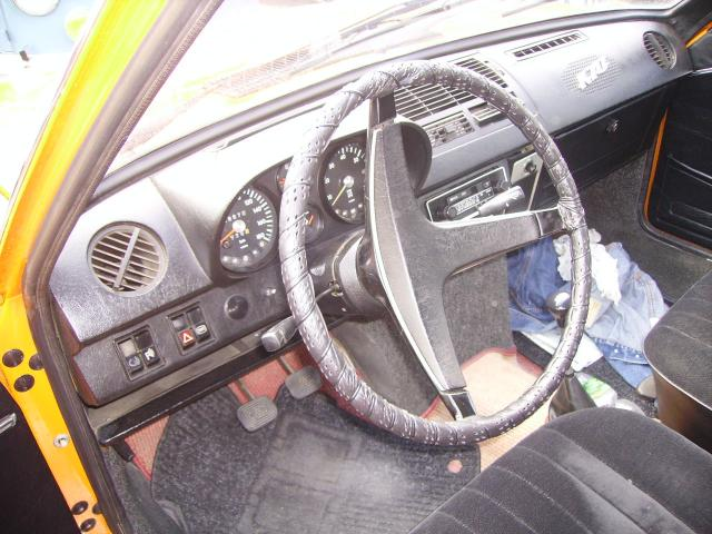 VW k70 Innenraum Armaturenbrett