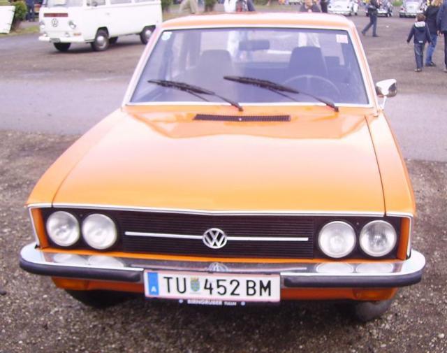 Volkswagen K 70 Front