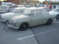 VW Typ 3 Stufenhecklimousine Kurz