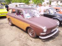 VW Typ 3 Variant Woody Style