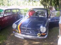 VW Typ 3 ungarisch