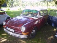 VW Typ 3 Ungarn