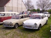 Volkswagen Typ 3 und Typ 3 Variant
