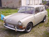 Volkswagen Typ 3 Variant Alltag