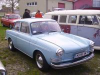 VW Typ 3 Stufenhecklimousine