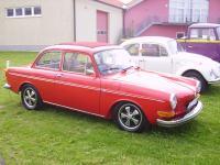 Volkswagen Typ 3 Stufe mit Faltdach