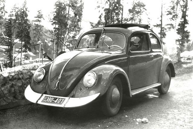 Stilrichtungen und Stilkunde für den VW Käfer