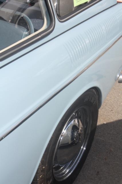 VW Typ 3 Variant Seitenteil