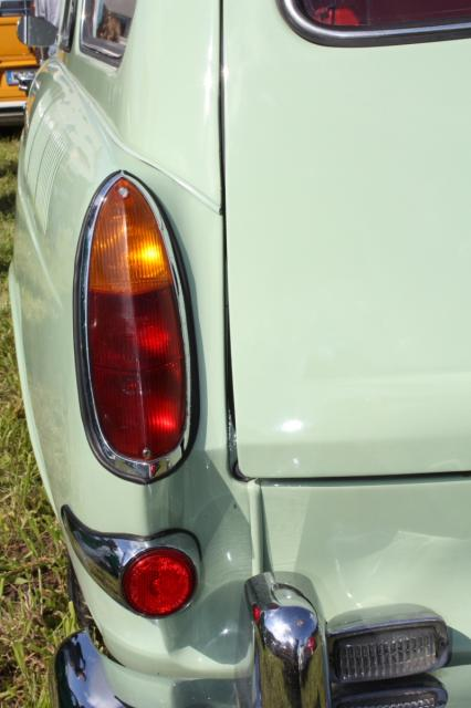 VW Typ3 Variant Heck