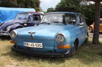VW Typ 3 Variant tiefer kroatien