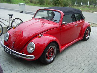 vw käfer cabrio mit 156 ps und porsche motor – käferblog