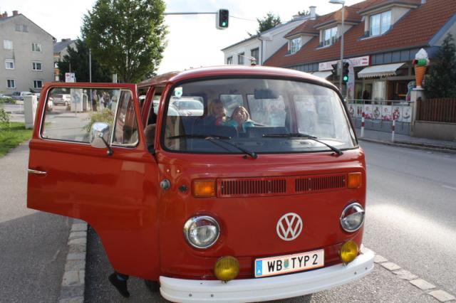 VW Bus Ex-Feuerwehrbus