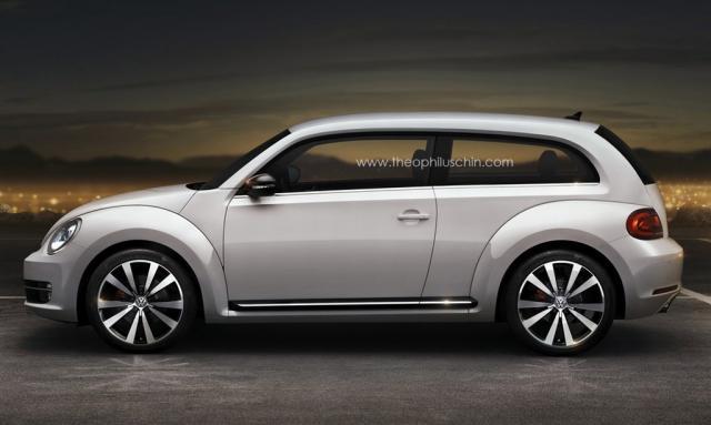 VW Beetle Kombi