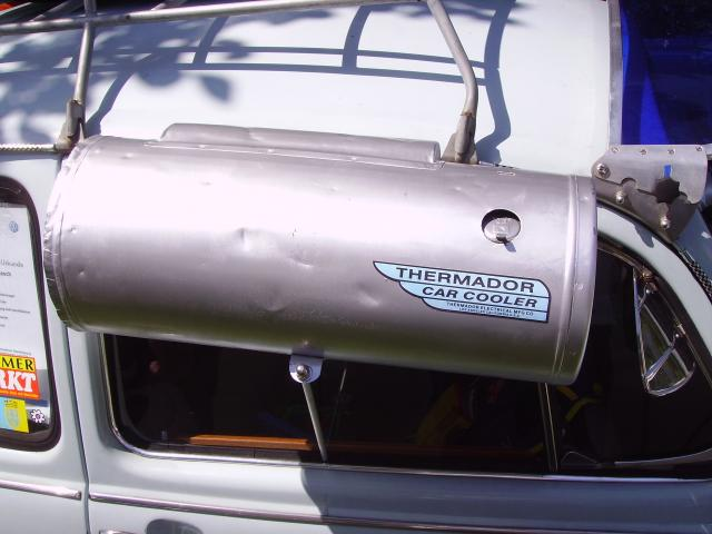 Thermador car cooler