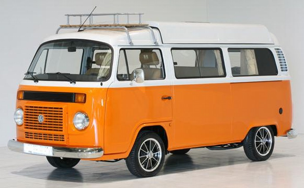 New VW Bus submited images.