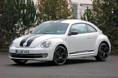 Neuer VW Beetle mit Tuning von B&B