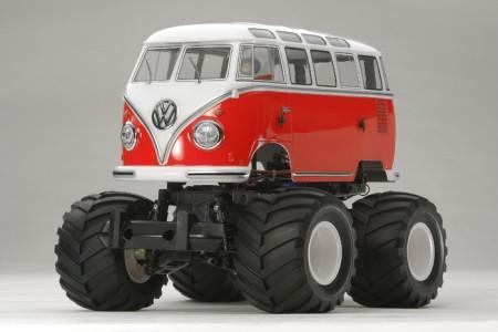 Ferngesteuerter VW Bus T1 Samba