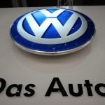 VW Logo Emblem das Auto