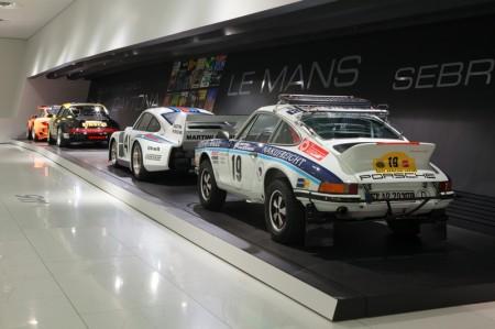 Porsche Museum Identität 911 Sonderausstellung