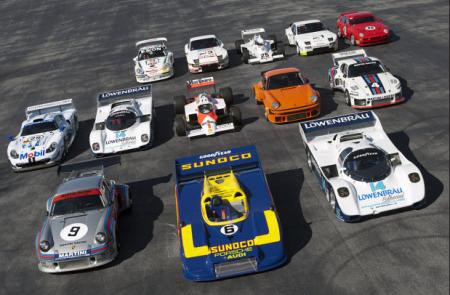 Porsche Sammlung