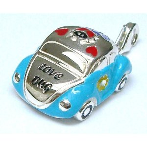 VW Käfer Charm Anhänger