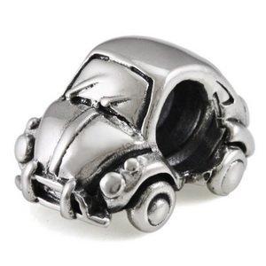 VW Käfer Sterling Silber Bead