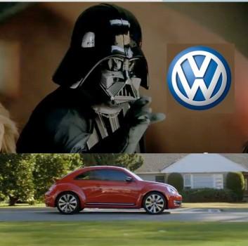 VW Super Bowl Werbespot