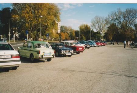 Oldtimertreffen Wiener Neustadt