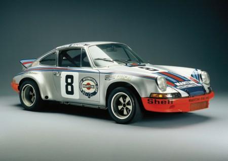 Porsche 911 Carrera RS 2.7 40 Jahre