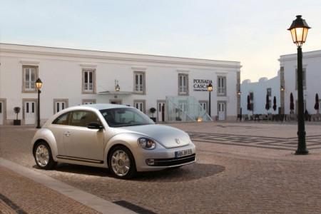 VW Beetle grau