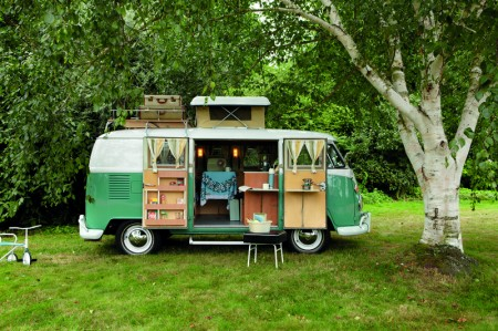 VW Bus T1 Camping