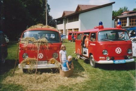 VW Bus Treffen Unterwaltersdorf6