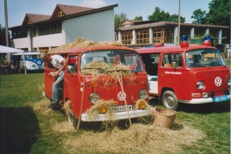 VW Bus Treffen Unterwaltersdorf7
