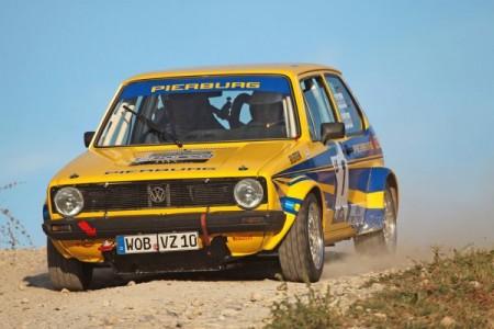 VW Golf I GTI Rallye Monte Carlo