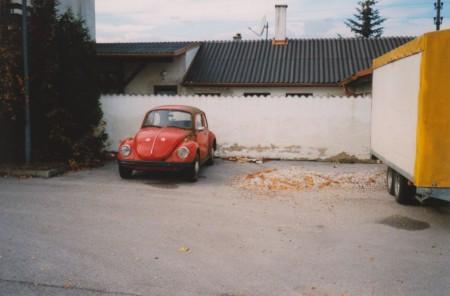VW Käfer 1303 Wr Neustadt