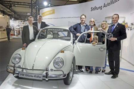 VW Käfer Gewinn