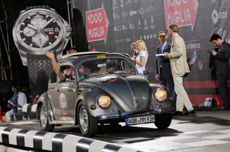 VW Käfer Ovali 1956 Mille Miglia