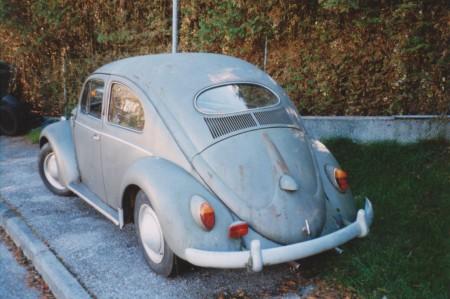 VW Käfer Ovali