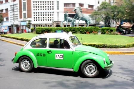 VW Käfer Taxi Vocho