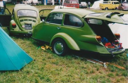VW Käfertreffen 1