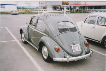 VW Käfertreffen Burgenland 2000